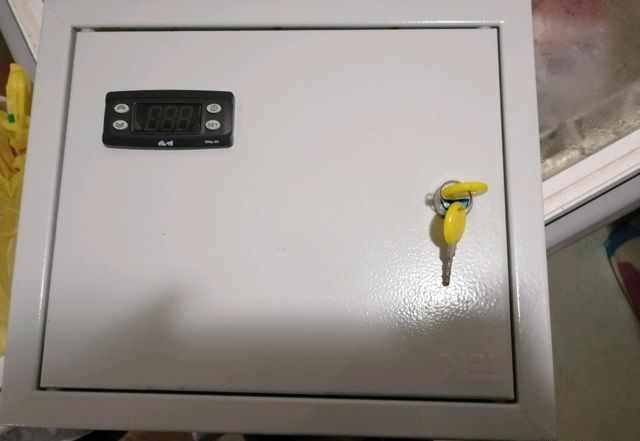 Система охлаждения кегиратор