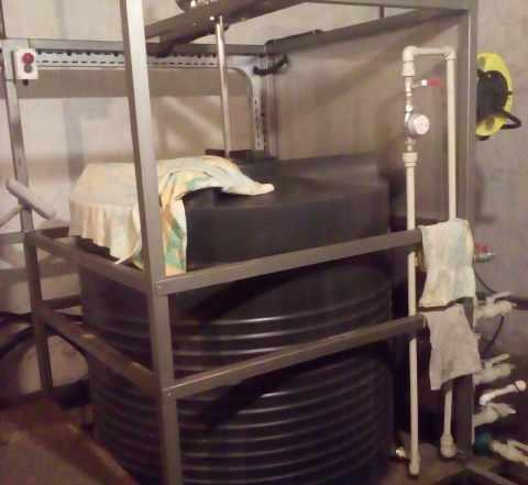 Производство автохимии и жидких моющих средств