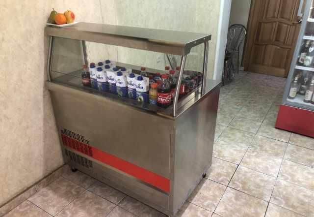 Ветринный холодильник, Саладета