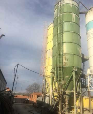 Рбу Завод 60 м3/ч Компактный бетонный завод meka