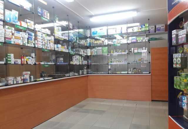 Торговая аптечная мебель