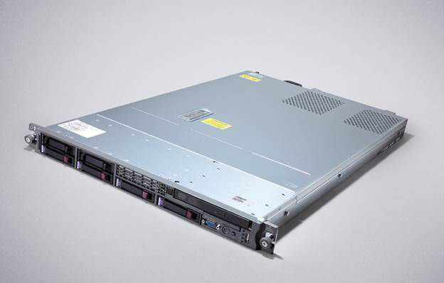 Hewlett-Packard(HP) ProliantDL360G5,сервер