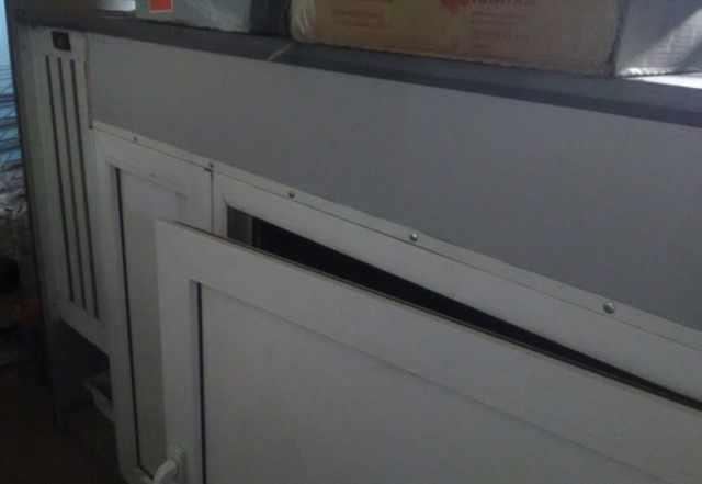Холодильник для кег
