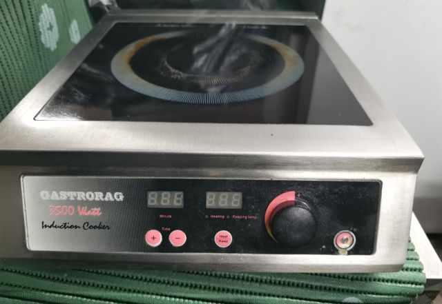 Плита индукционная gastrorag tzbt-350