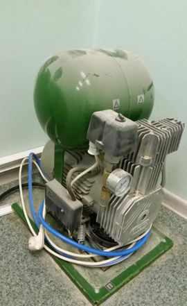 Стоматологический компрессор ekom 50