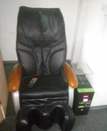 Массажное кресло вендинговое Irest 17