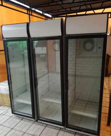 Холодильники торговые 1-дверные и 2-дверные