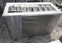 Саладетта,салат-бар холодильный