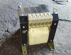 Частотный преобразователь авв ACS800, Синус-фильтр