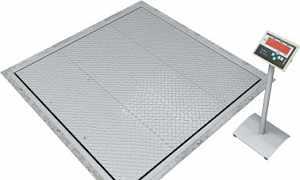 Весы платформенные электронные 1200х1200 1,2 тонны