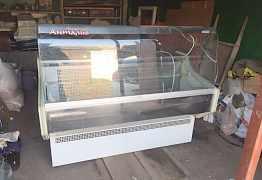 Кондиционер, холодильная витрина, световой короб