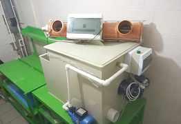 Барабанный фильтр для узв и пруда