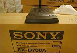 Микрофоны для конференц-залов Sony SX-C700A