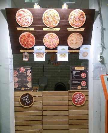 Оборудование для мини-пиццерий