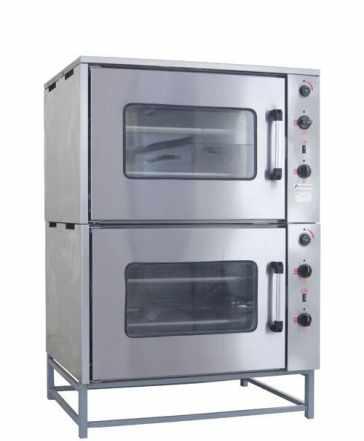 Шкаф жарочный шж-150 (двухсекционный)