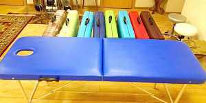 Косметологическая кушетка массажный стол шугаринг