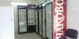 Б/У холодильники(бытовые, витринные), стиральные м