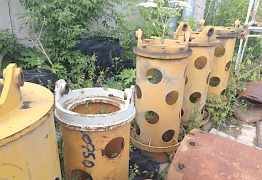 Обсадные трубы и оборудование б.у