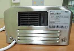 новую сушилку для рук Electrolux ehda-2500