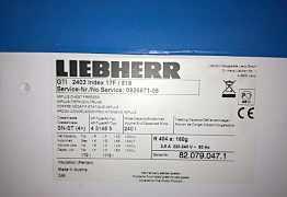 Морозильный ларь Liebherr GTI 2403