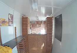 Торговый Павильон, киоск, 12 м²
