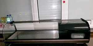 Холодильная витрина настольная