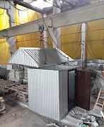 Вагончик(Модуль) со съемной крышей