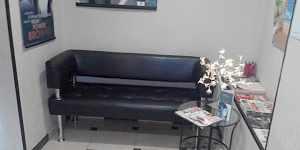 Мягкая мебель для офиса, офисный диван из Экокожи
