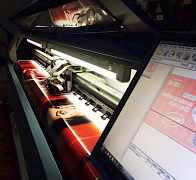 Принтер широкоформатный BigPrinter GL 3208 KM