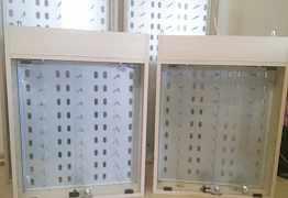 Комплект витрин для очков и оправ