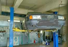 Автомобильный подъемник