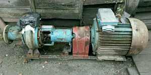 Двигатель Асинхроный