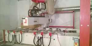 Обрабатывающий центр Bima 310 + IMA HKA