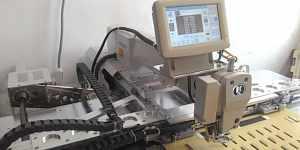 Jack JK-T10040 швейная машина автомат