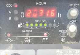 Электростанция denyo DCA-15LSX