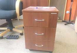 офисной мебели (столы, шкафы, тумбы)