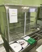 Прилавок витрина тепловая Аста пвт-70км