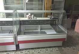 """Холодильный прилавок """"Kifato"""" плюсовой. 1500 мм"""