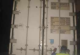 Рефрижераторный контейнер 40 футов