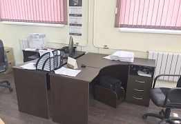 Столы и тумбы для офиса Б/У в отличном состоянии