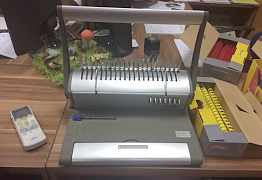 Брошюровщик ProfiOffice M16 Plus б/у+ пружины