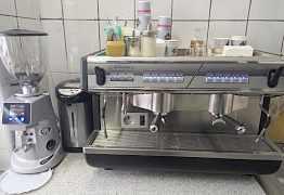 комплекта, кофемашина+кофемолка