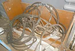 стропы стальные-канатные