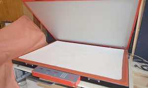 Термопресс вакуумный Biederman 100х130см ProfiLine