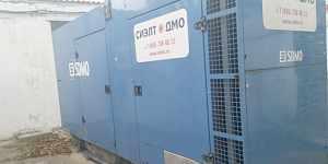 Дизельная электростанция sdmo V330 240 кВт