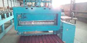 Оборудование для производства профлиста С-10
