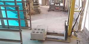 Оборудование для керамзитобетонных блоков