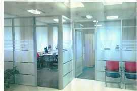 Алюминиевые перегородки для офиса