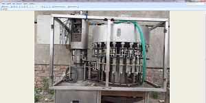 Моноблоки для розлива газ/негаз напитков