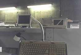 Станок токарный 16К20 с чпу